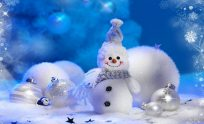 3D Christmas Wallpapers