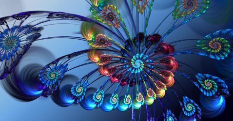 3D Flower Wallpaper Download