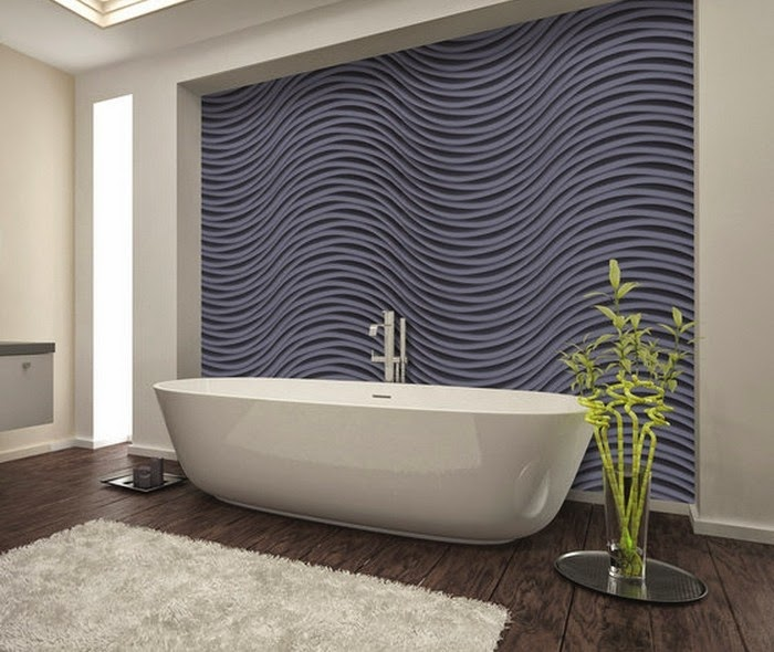 3D Wallpaper Panels