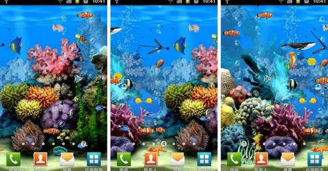 Aquarium Live Wallpapers Free