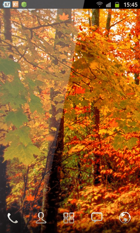 Autumn Live Wallpaper Free