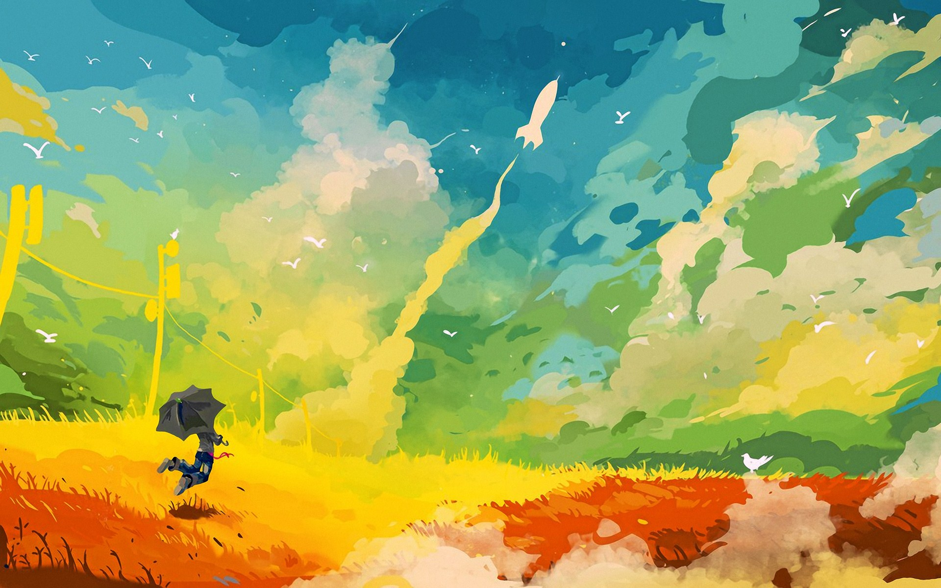 Awesome Art Wallpapers