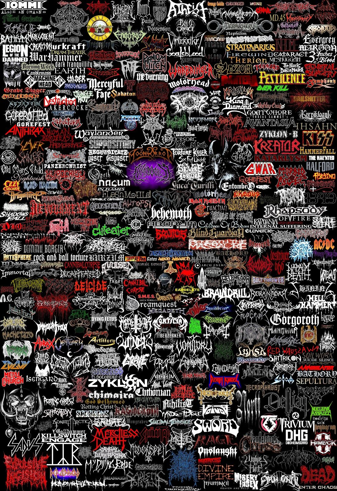 Awesome Band Wallpapers
