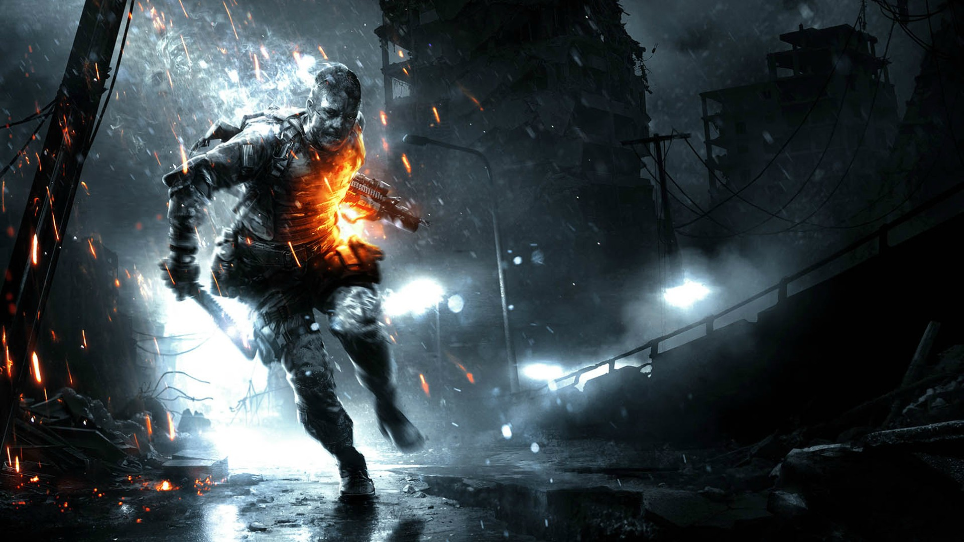 Awesome Gaming Wallpapers Hd