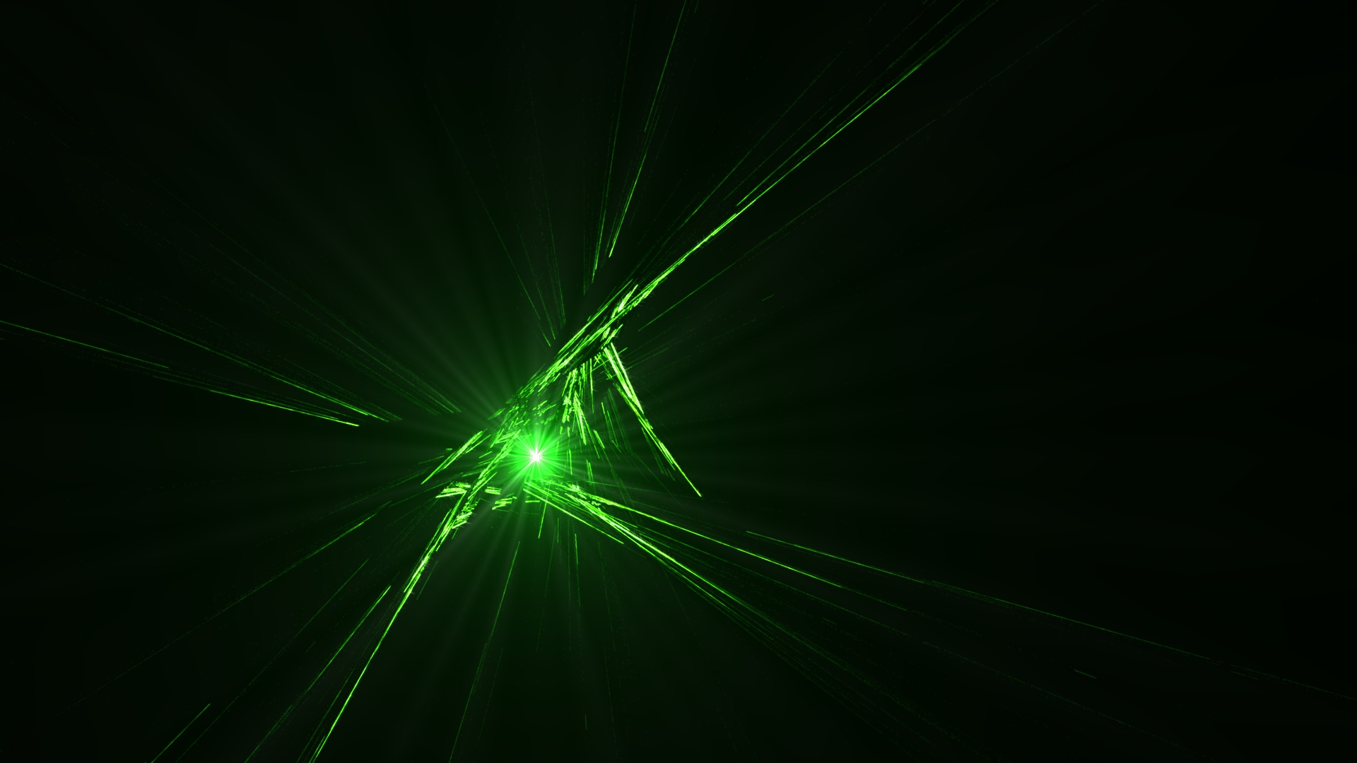 Awesome Green Wallpaper