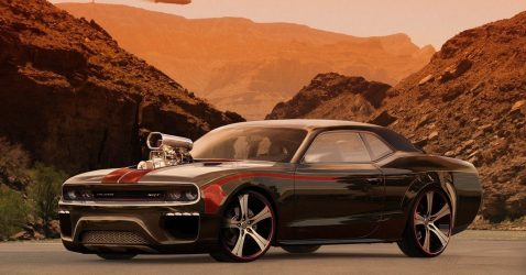 Awesome Muscle Car Wallpapers
