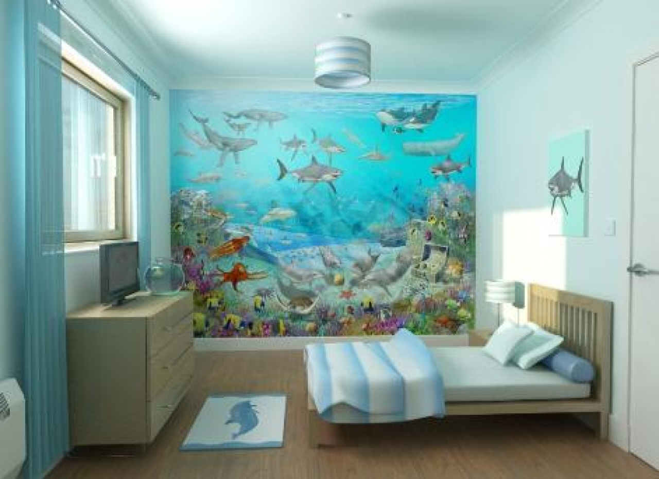 Awesome Room Wallpaper