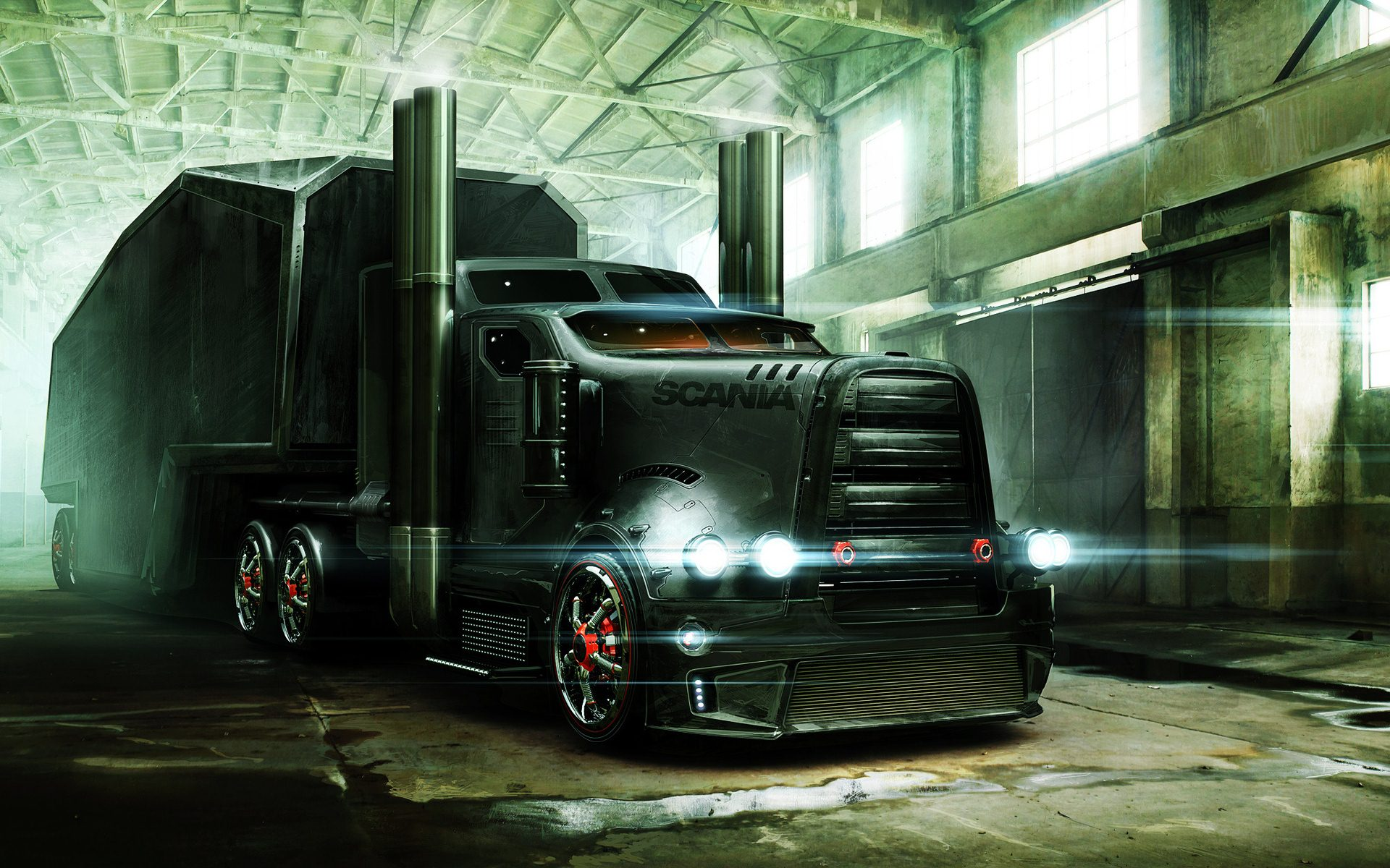Awesome Truck Wallpapers