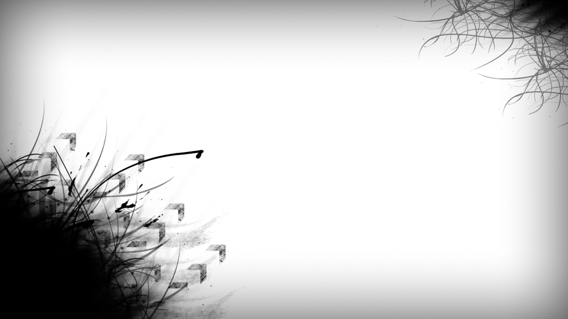 Background Wallpaper Black And White