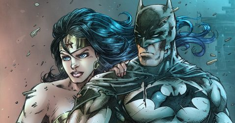 Batman And Wonder Woman Wallpaper