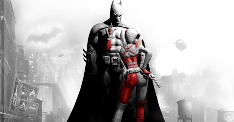 Batman Arkham City Harley Quinn Wallpaper