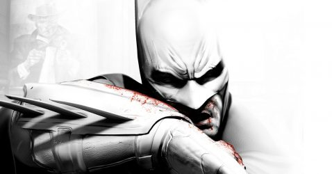 Batman Arkham City Iphone Wallpaper