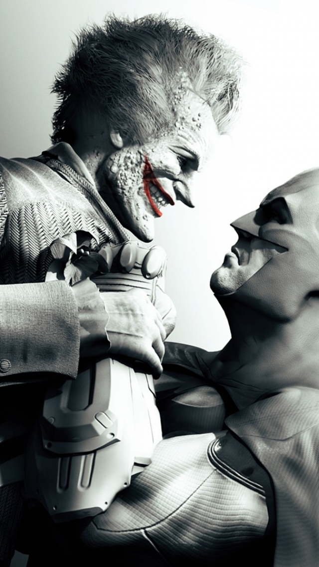 Batman Arkham City Wallpaper Iphone