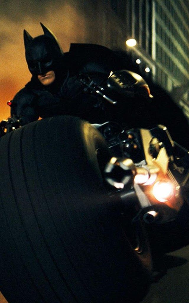Batman Bike Wallpaper Hd