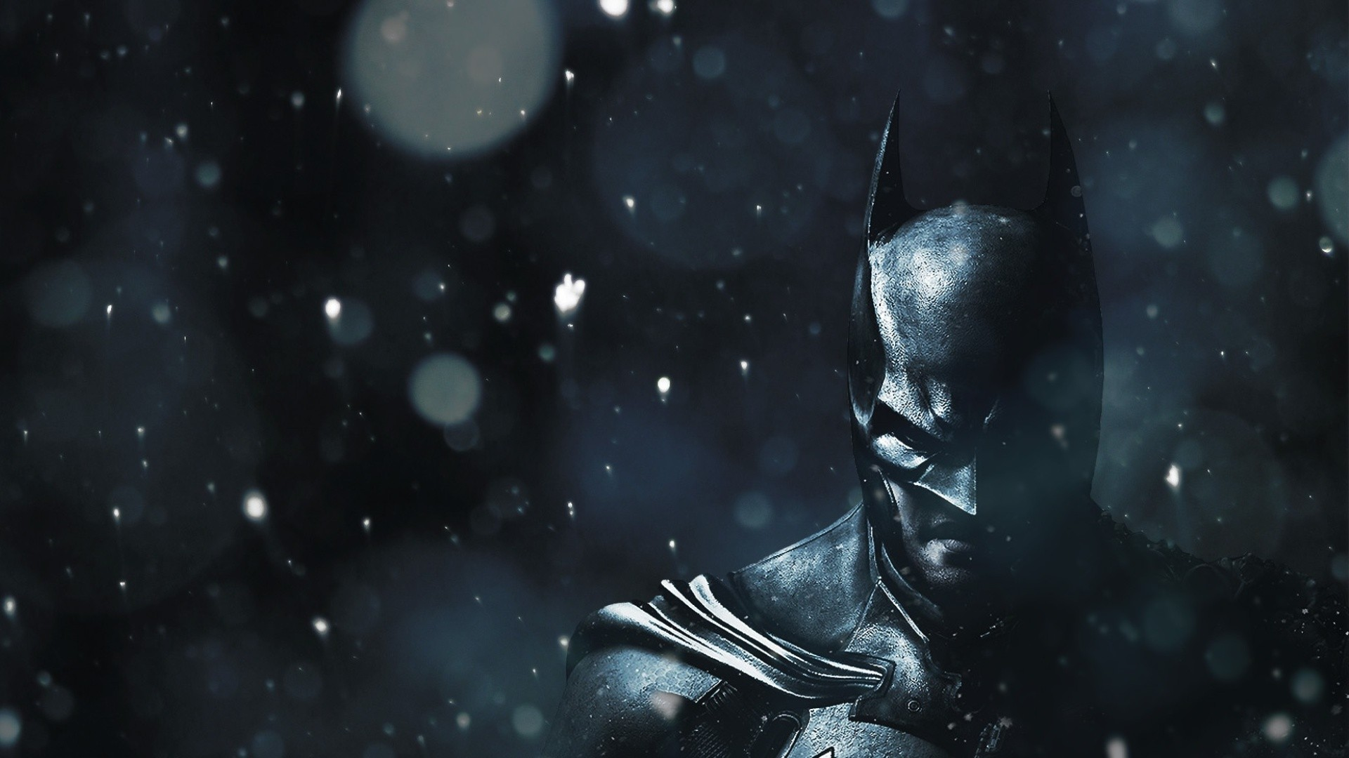 Batman Game Wallpaper