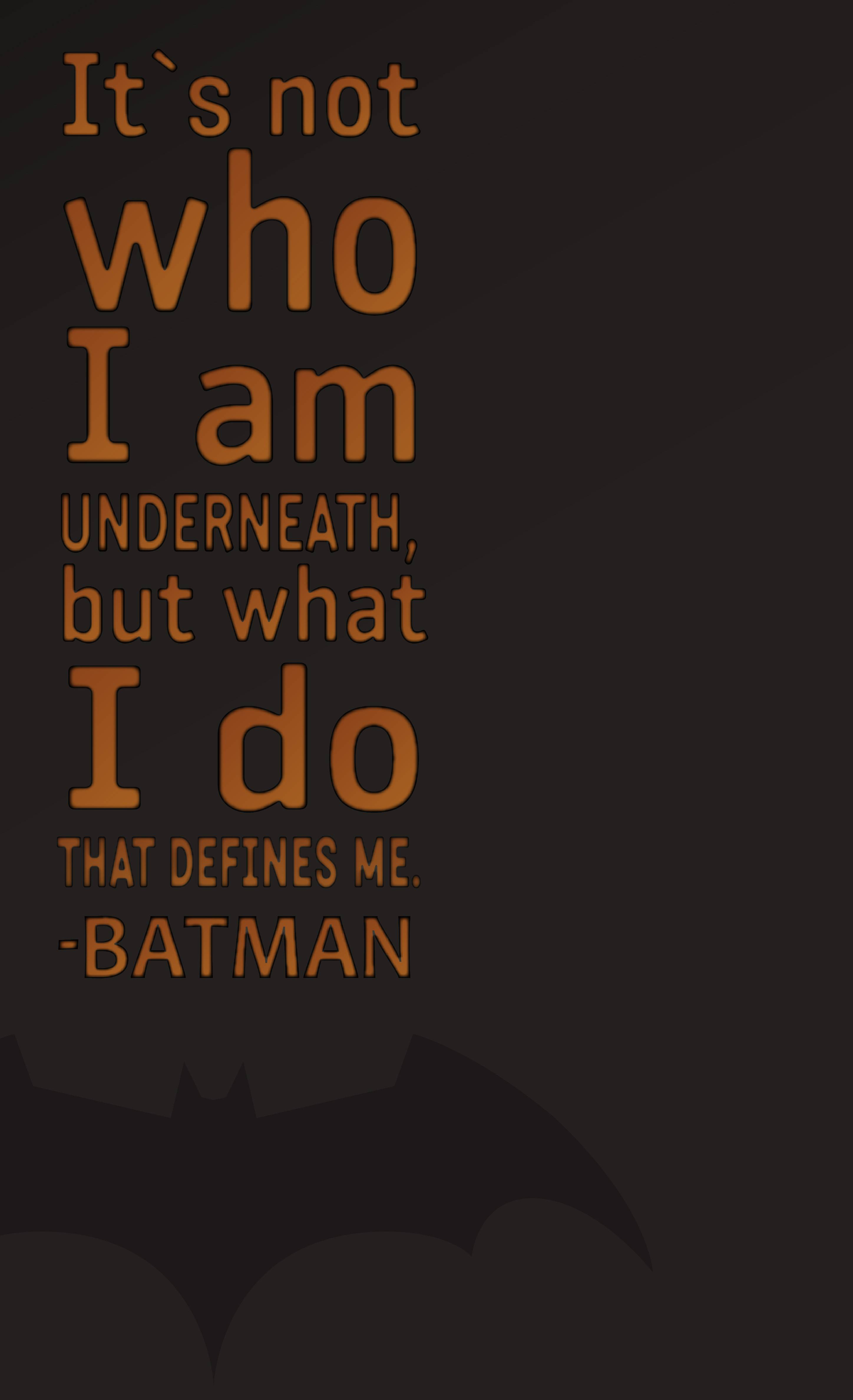 Download Batman Quotes Wallpaper Gallery