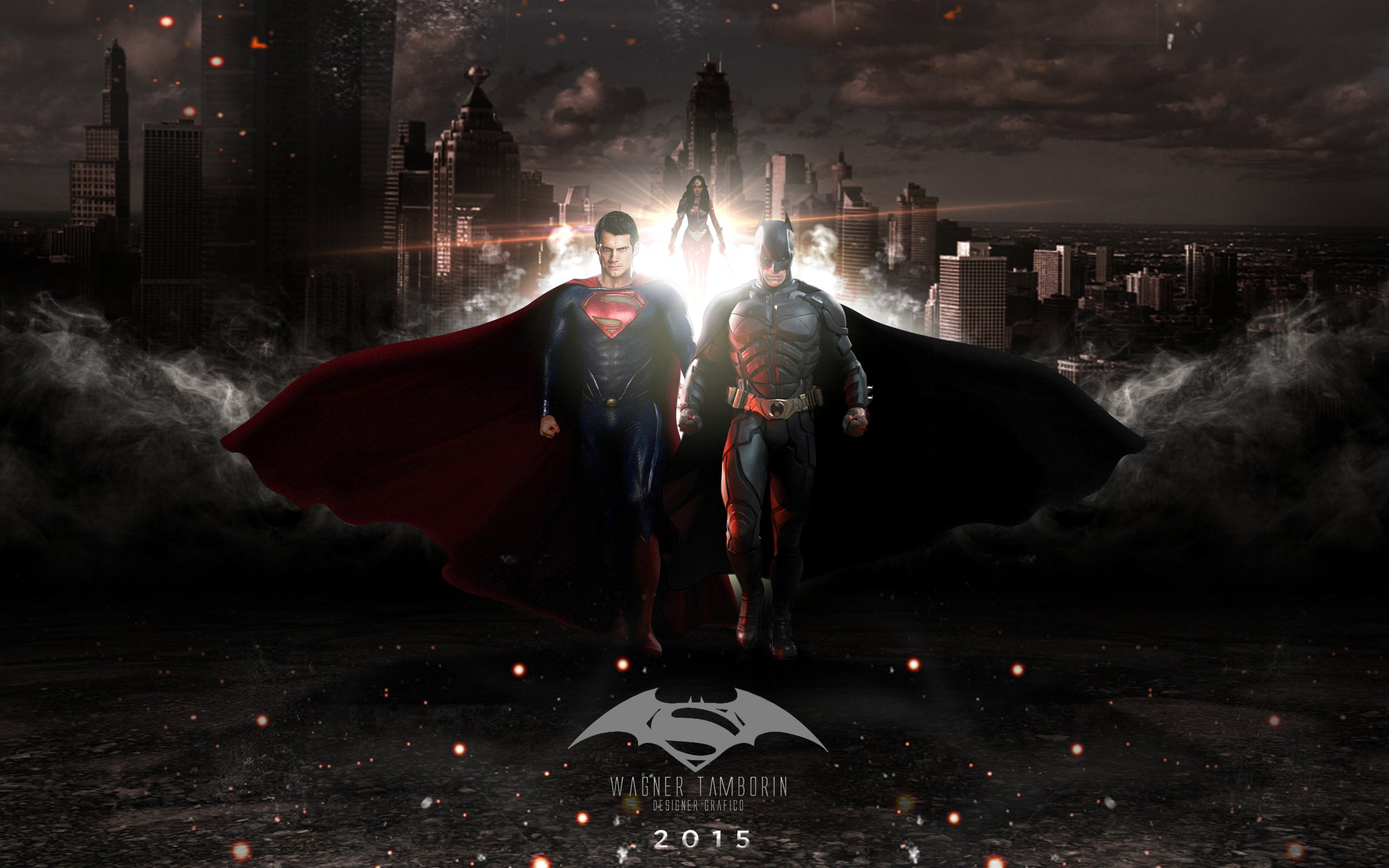 Batman Superman Wallpapers Free