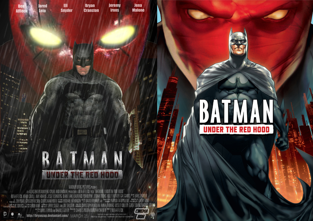 Batman Under The Red Hood Two Disc Special Edition Movie HD free download 720p