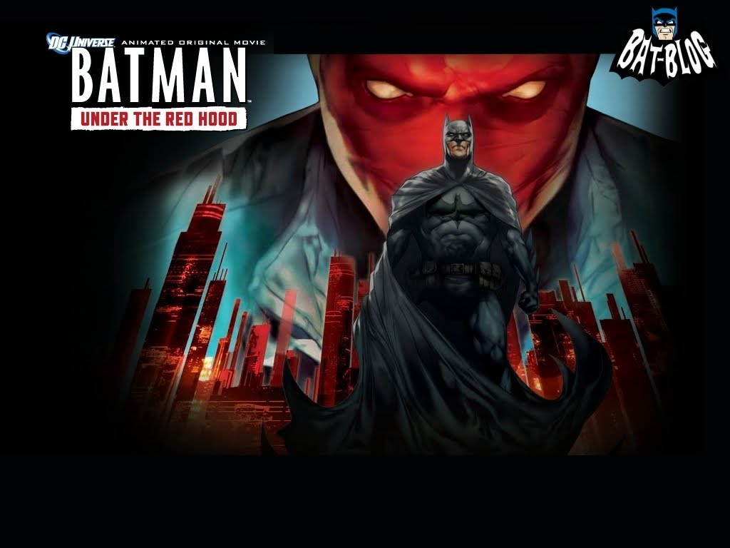 Download Batman Under The Red Hood Wallpaper Gallery