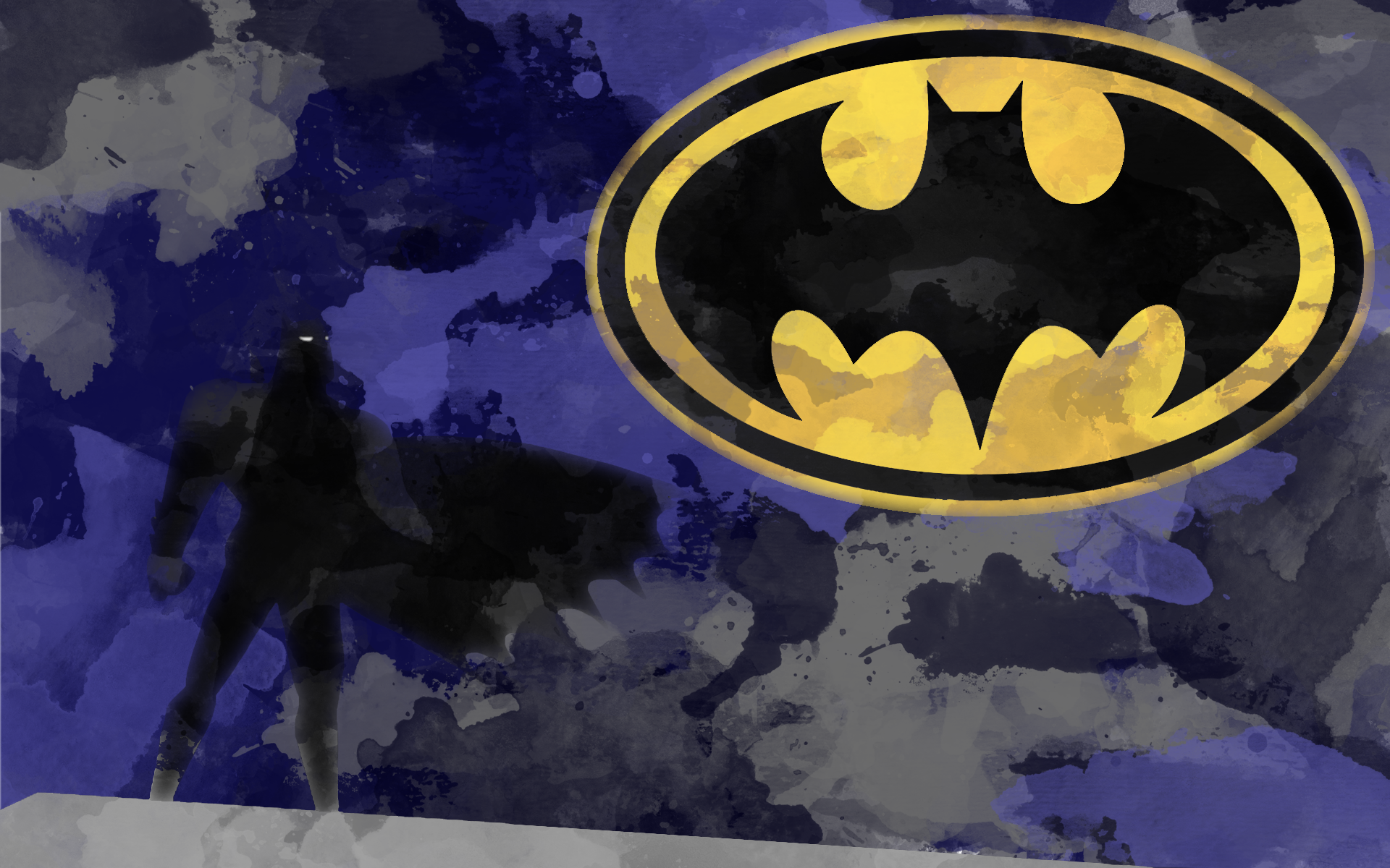 Batman Wallpaper Art