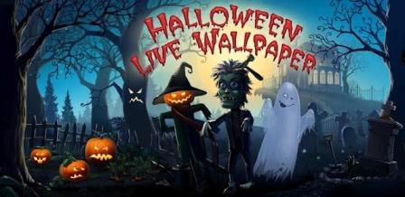 Best Halloween Live Wallpaper
