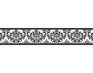 Black And White Wallpaper Borders