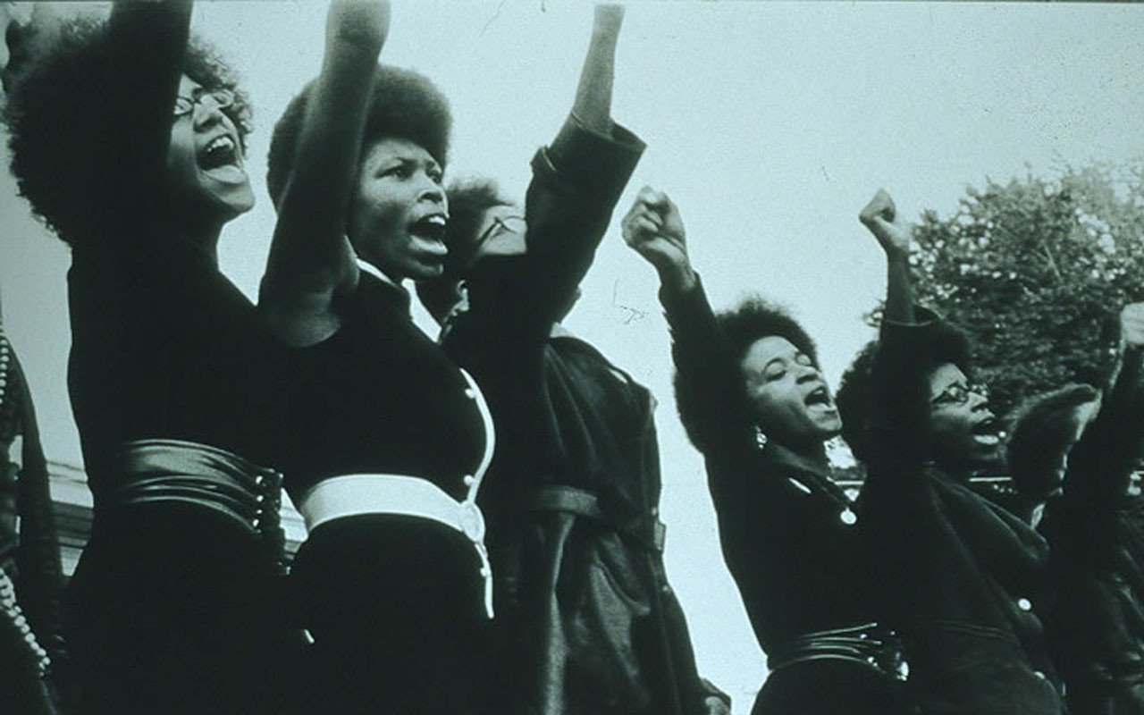 Black Power Wallpaper