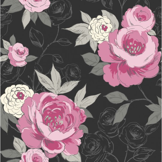 Black wallpaper with pink flowers gallery flower decoration ideas black wallpaper with pink flowers gallery flower decoration ideas black wallpaper with pink flowers images flower mightylinksfo