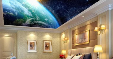 Ceiling Murals Wallpaper