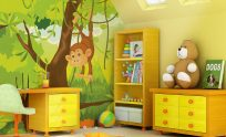 Childrens Wallpaper Murals