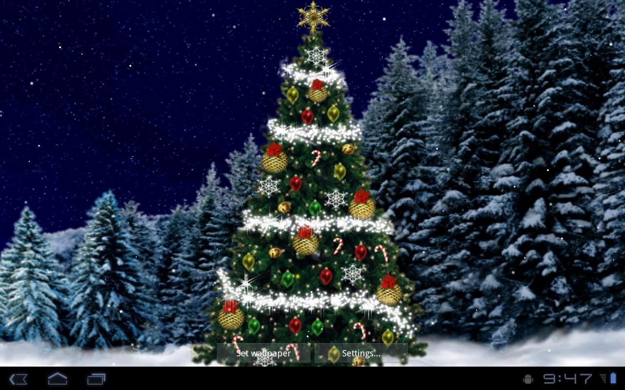 Christmas Hd Live Wallpaper Free Download For Pc