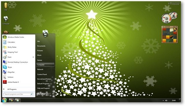 Download Christmas Live Wallpaper For Windows 7 Gallery
