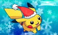 Christmas Pokemon Wallpaper