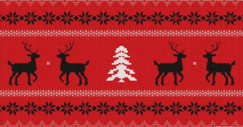 Christmas Sweater Wallpaper
