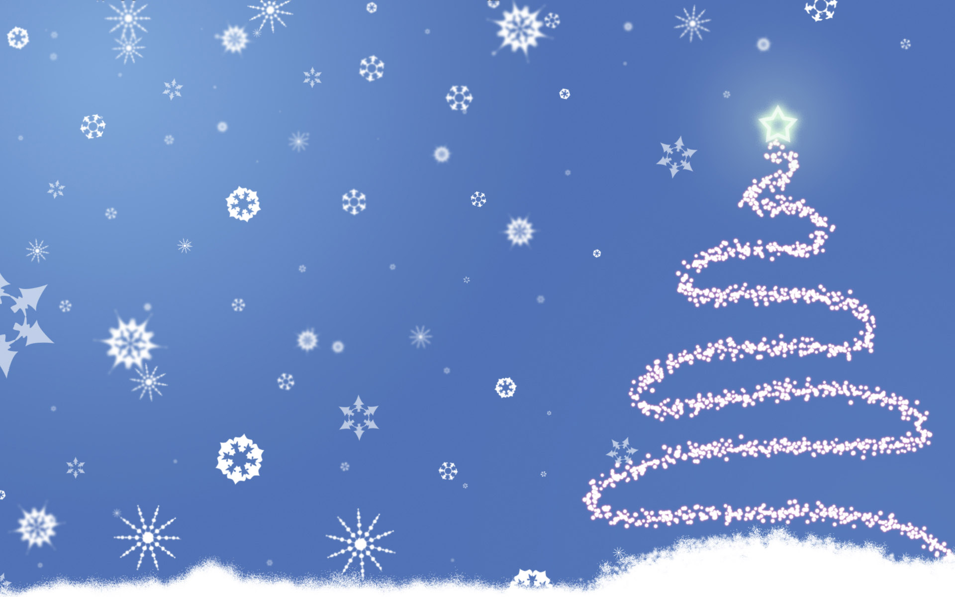 Christmas Themes Wallpaper