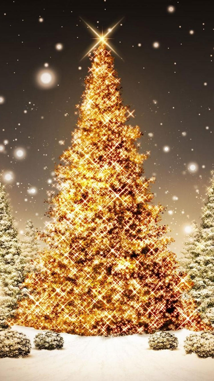 Christmas Wallpaper For Iphone