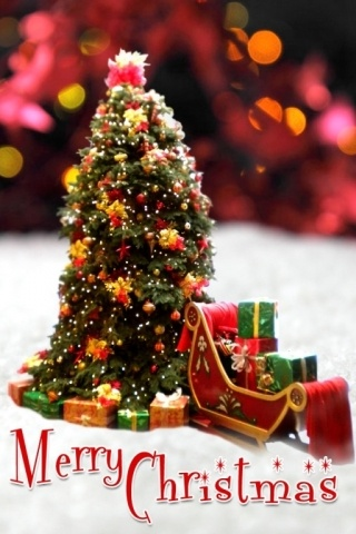 Christmas Wallpapers For Phones