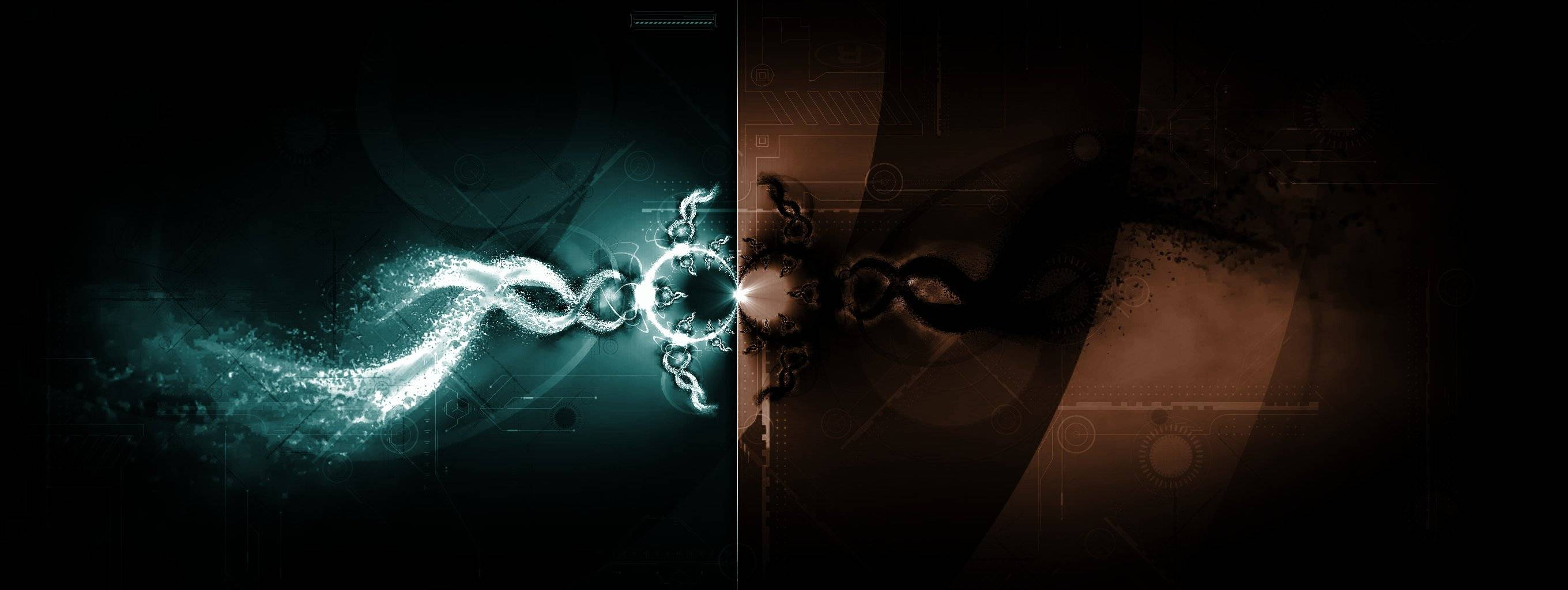 Cool Dual Monitor Wallpapers