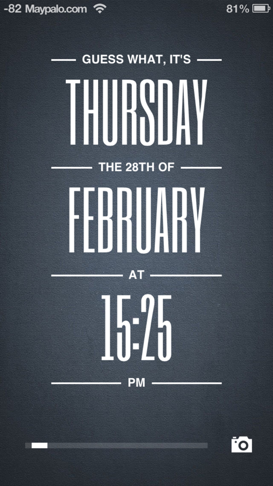 Cool Lock Screen Wallpapers For Iphone 5