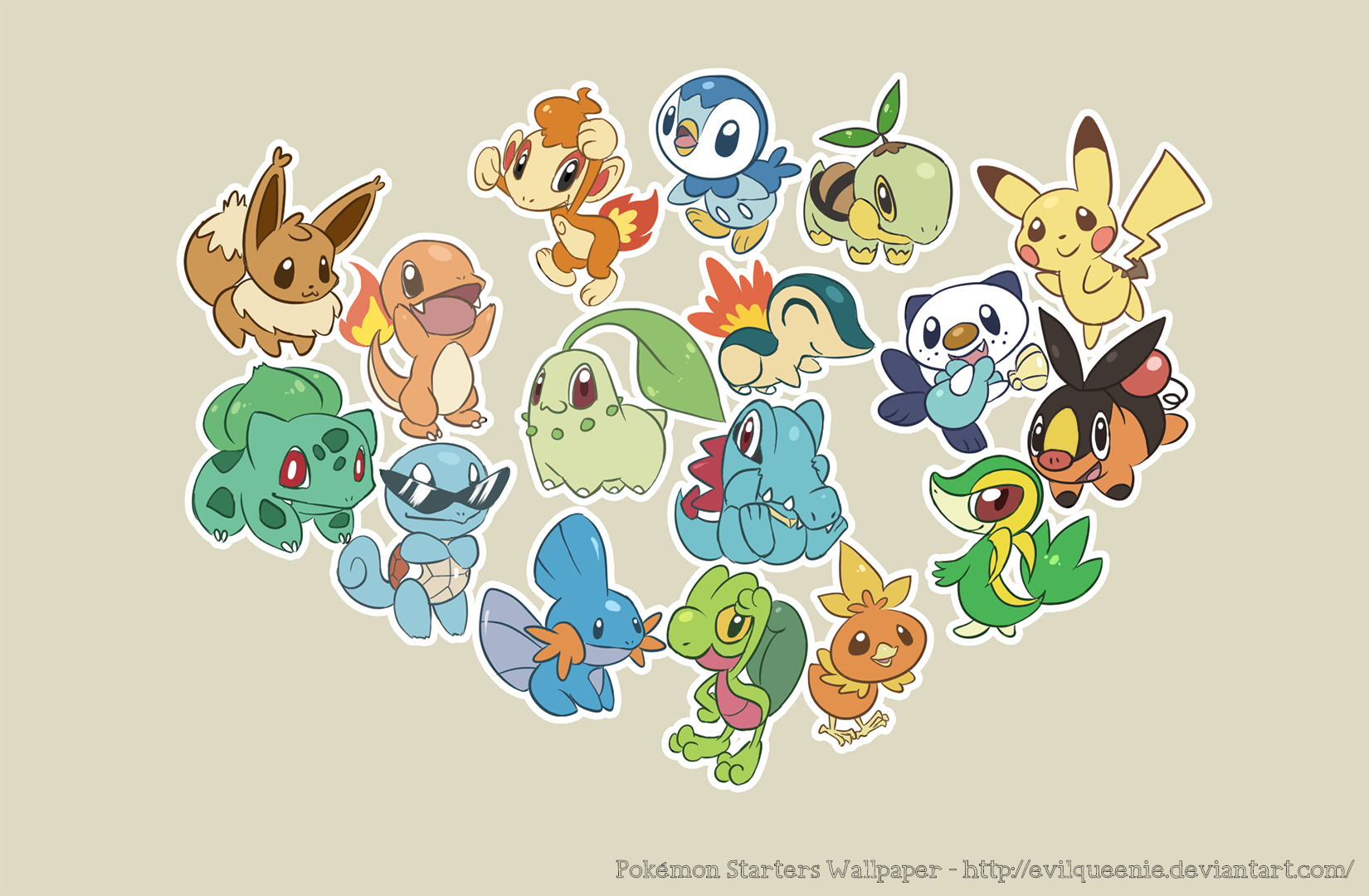 Cute Pokemon Wallpapers