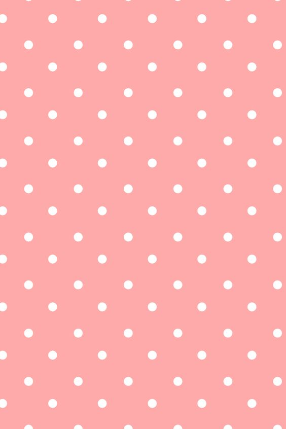 Cute Polka Dot Wallpaper