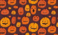 Cute Pumpkin Wallpaper