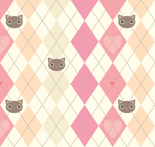 Download cute wallpaper patterns gallery cute wallpaper patterns voltagebd Image collections