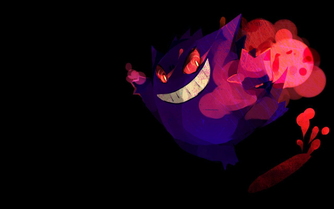 Dark Pokemon Wallpaper