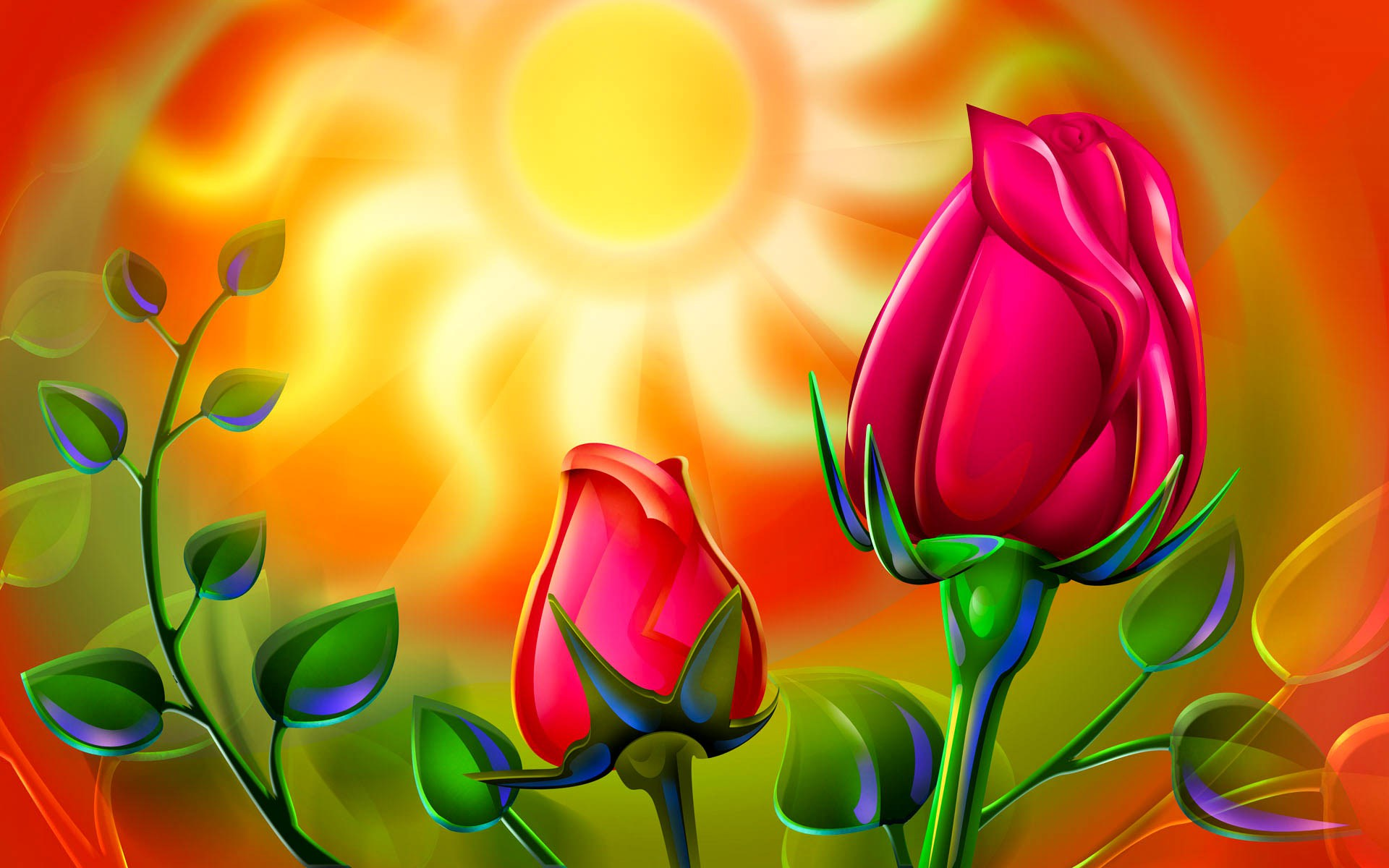 Flowers Free Download Wallpapers