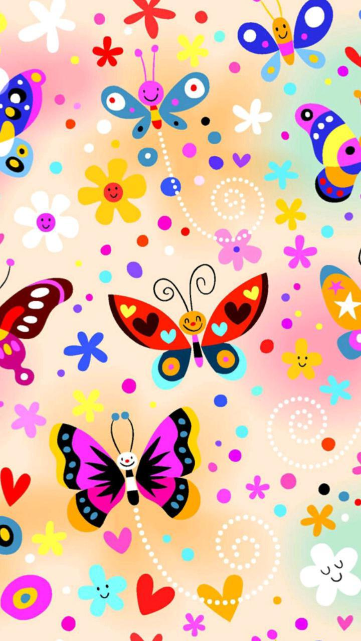 Free Butterfly Live Wallpaper