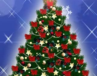 Free Christmas Tree Live Wallpaper