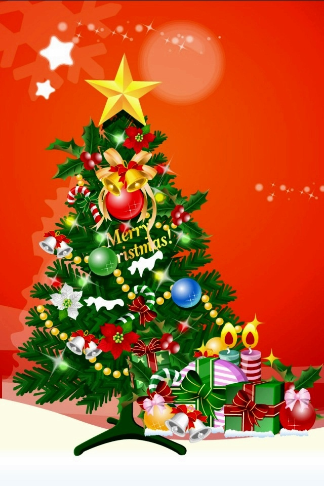 Free Christmas Wallpaper For Cell Phone