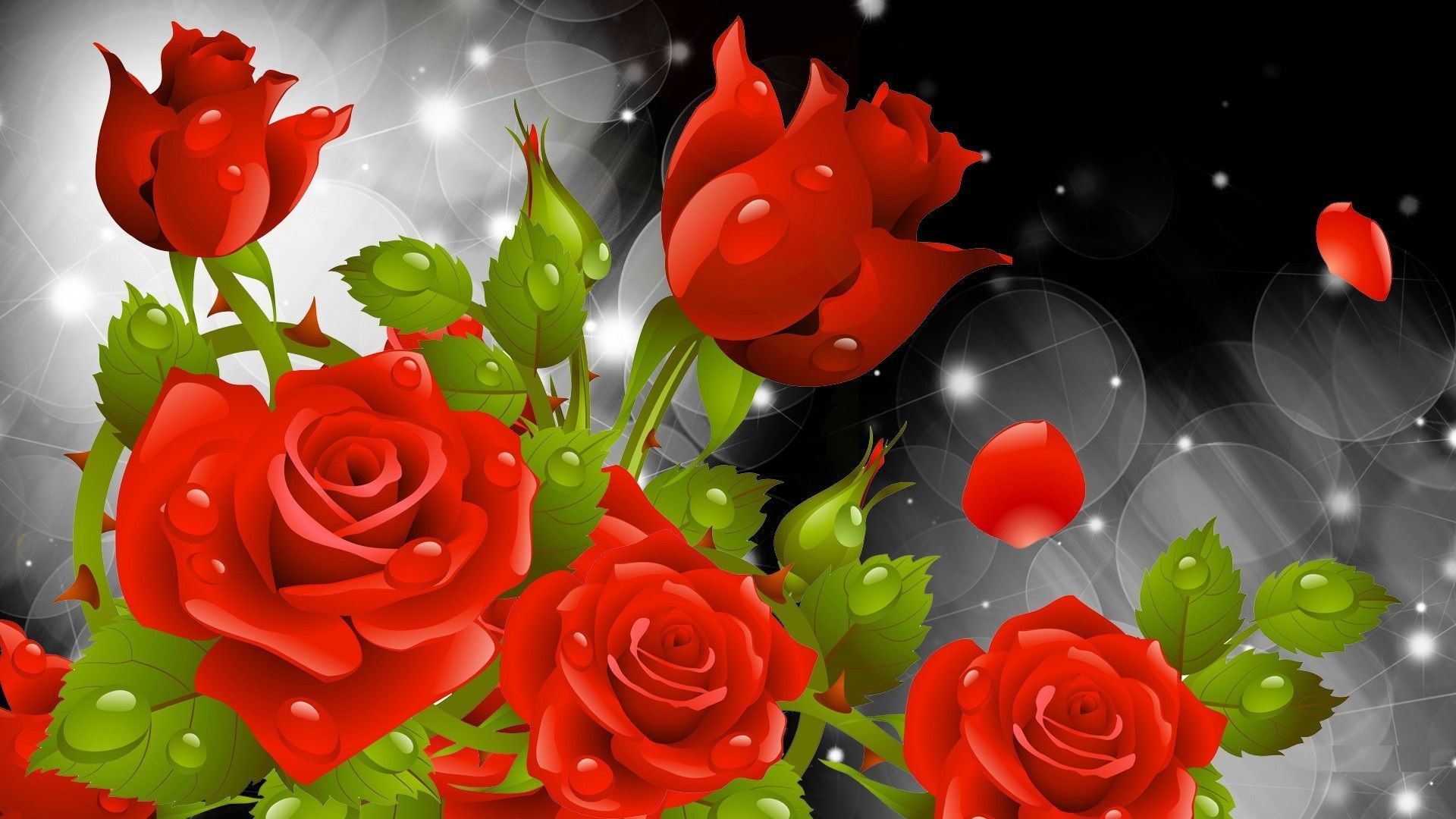 Free Download Rose Flower Wallpaper For Pc