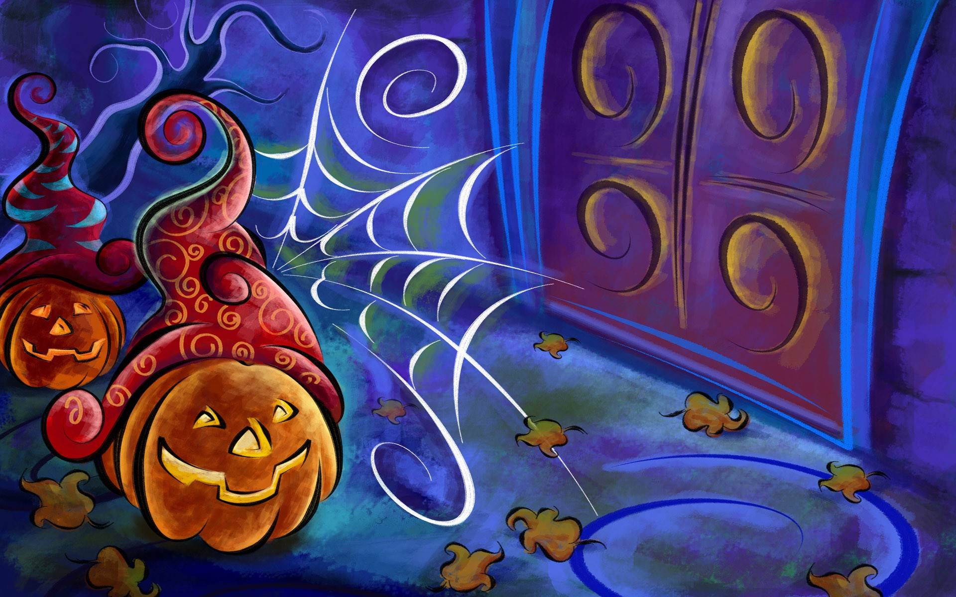 Free Halloween Screensavers And Wallpapers